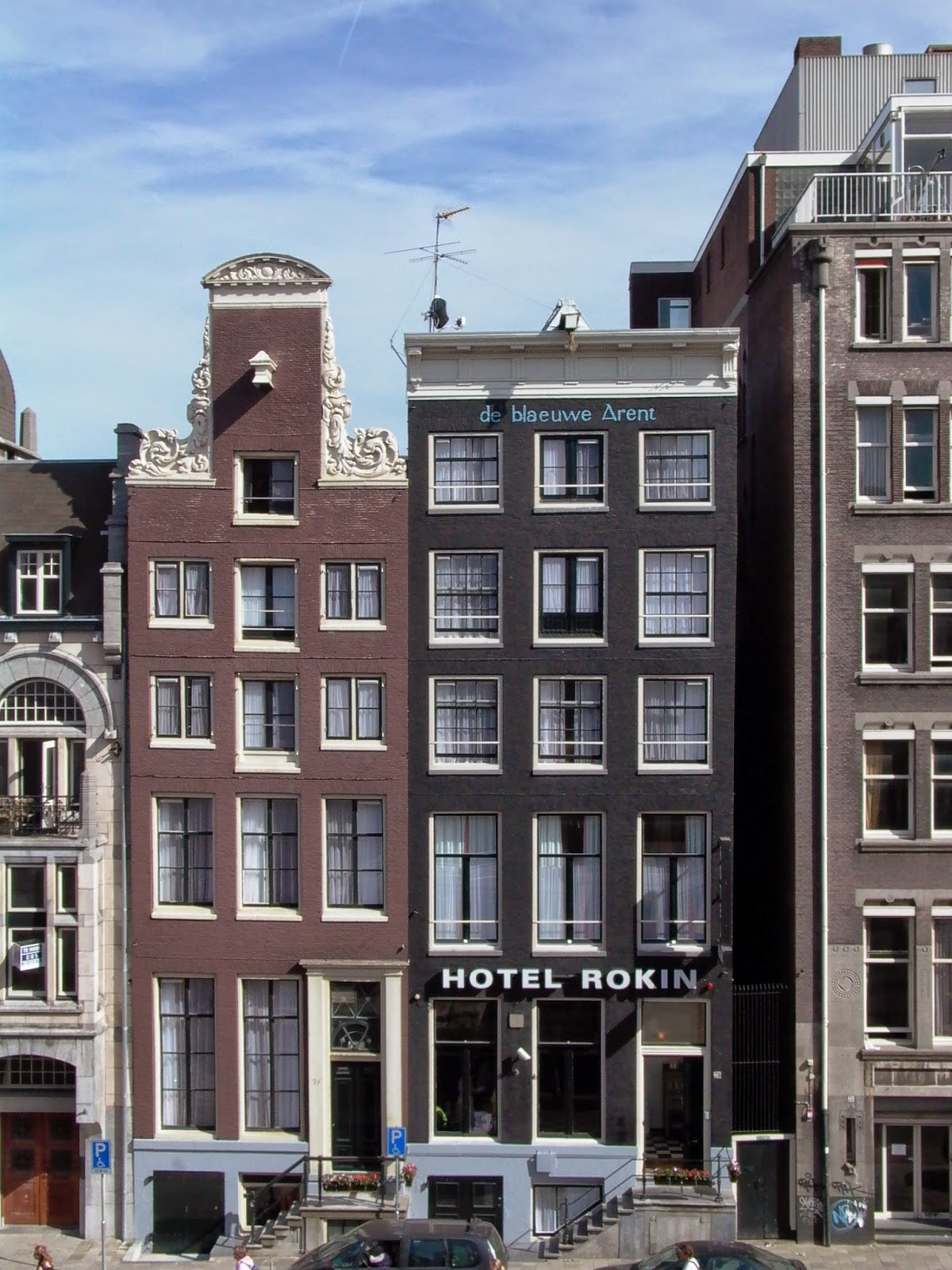 Hotel Rokin Amsterdam accepteert American Express Credit Cards