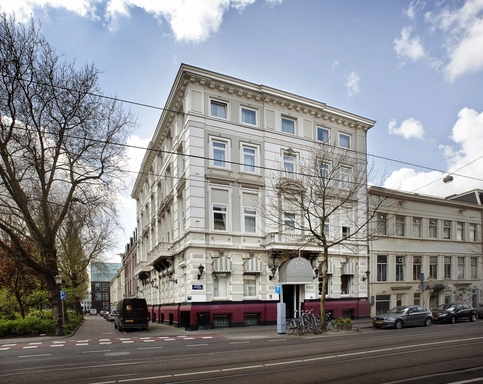 Lancaster Hotel Amsterdam accepteert American Express Credit Cards