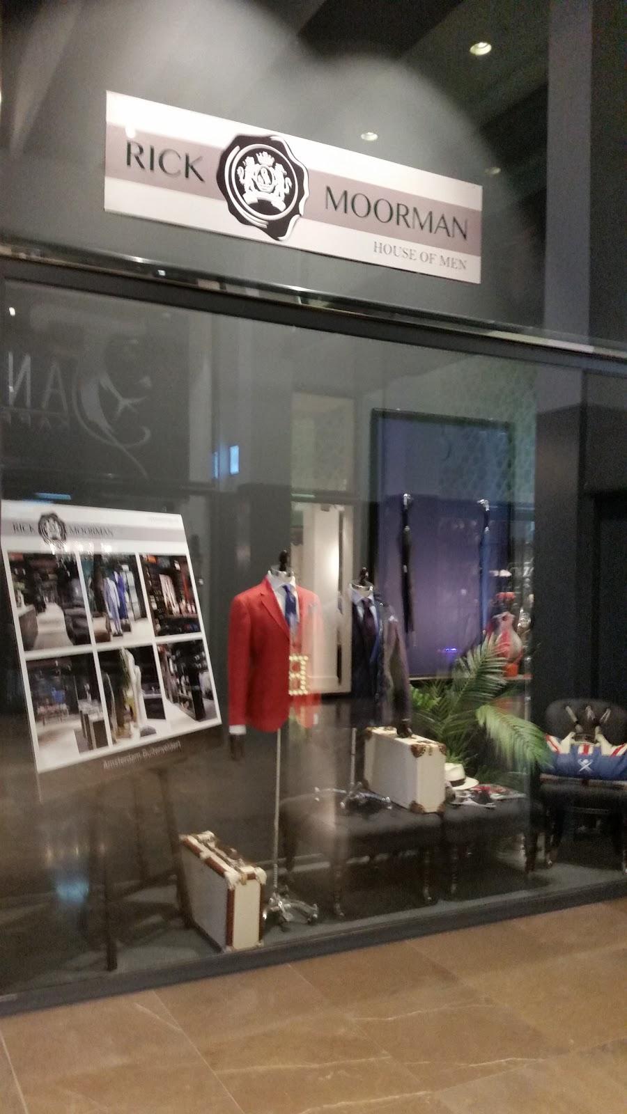 Moorman Mannen Mode Amsterdam accepteert American Express Credit Cards