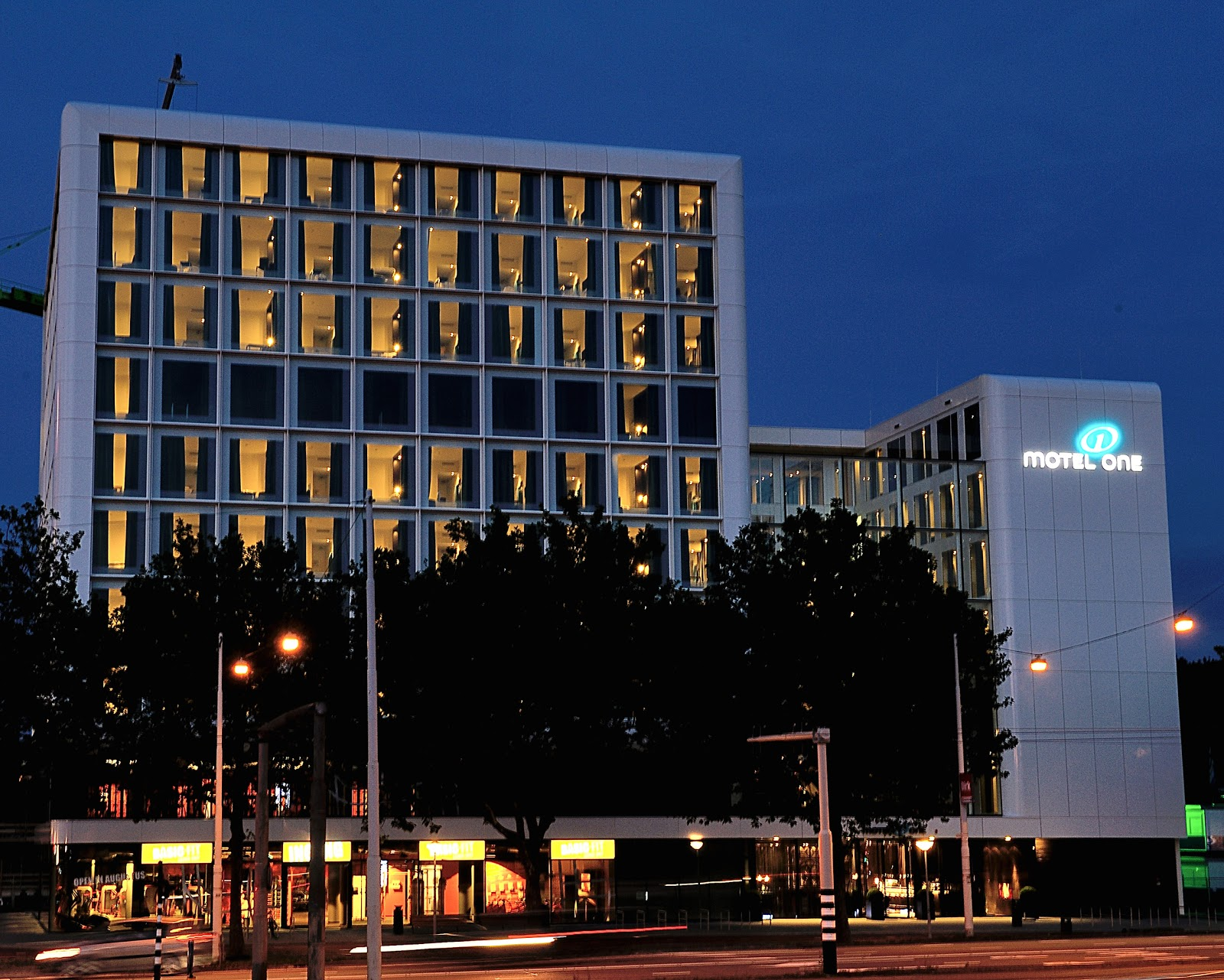 Motel One Amsterdam accepteert American Express Credit Cards