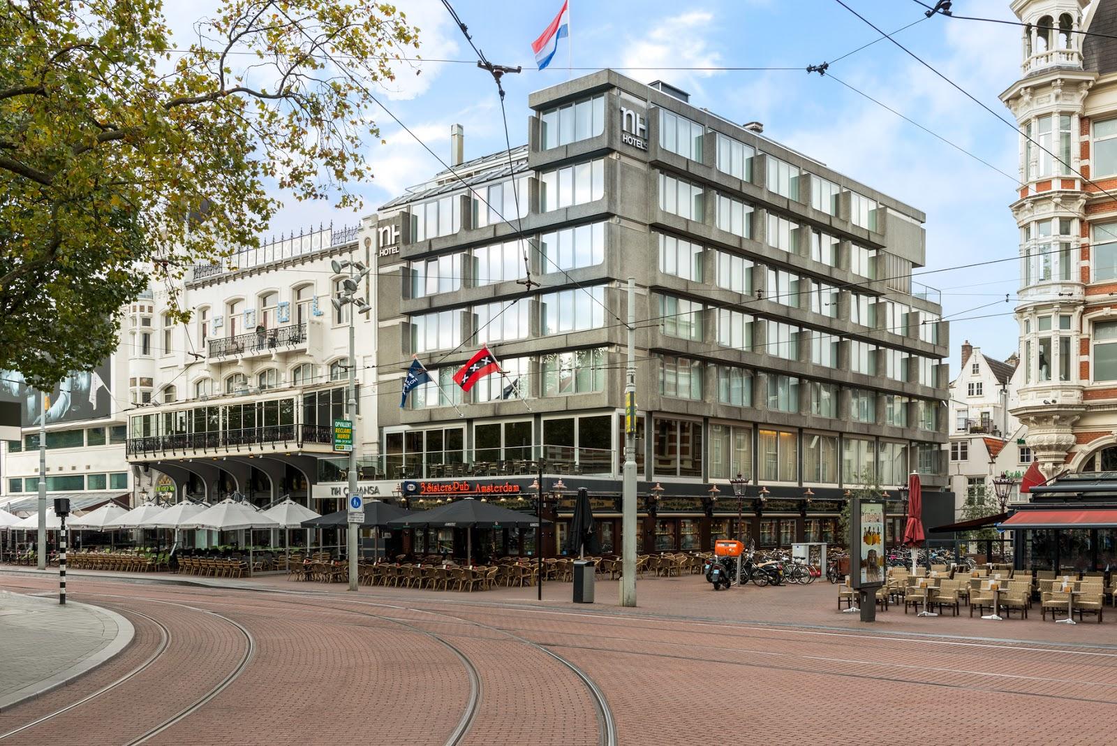 NH Caransa Amsterdam accepteert American Express Credit Cards