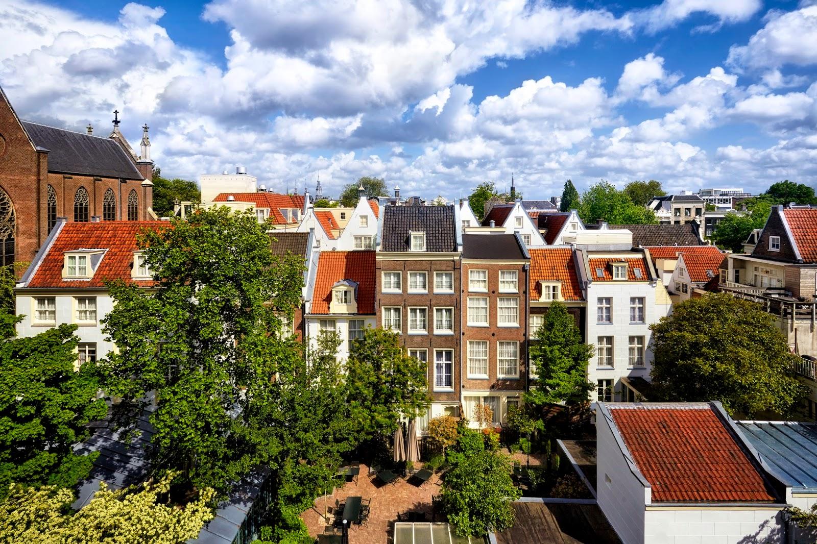 Pulitzer Amsterdam accepteert American Express Credit Cards