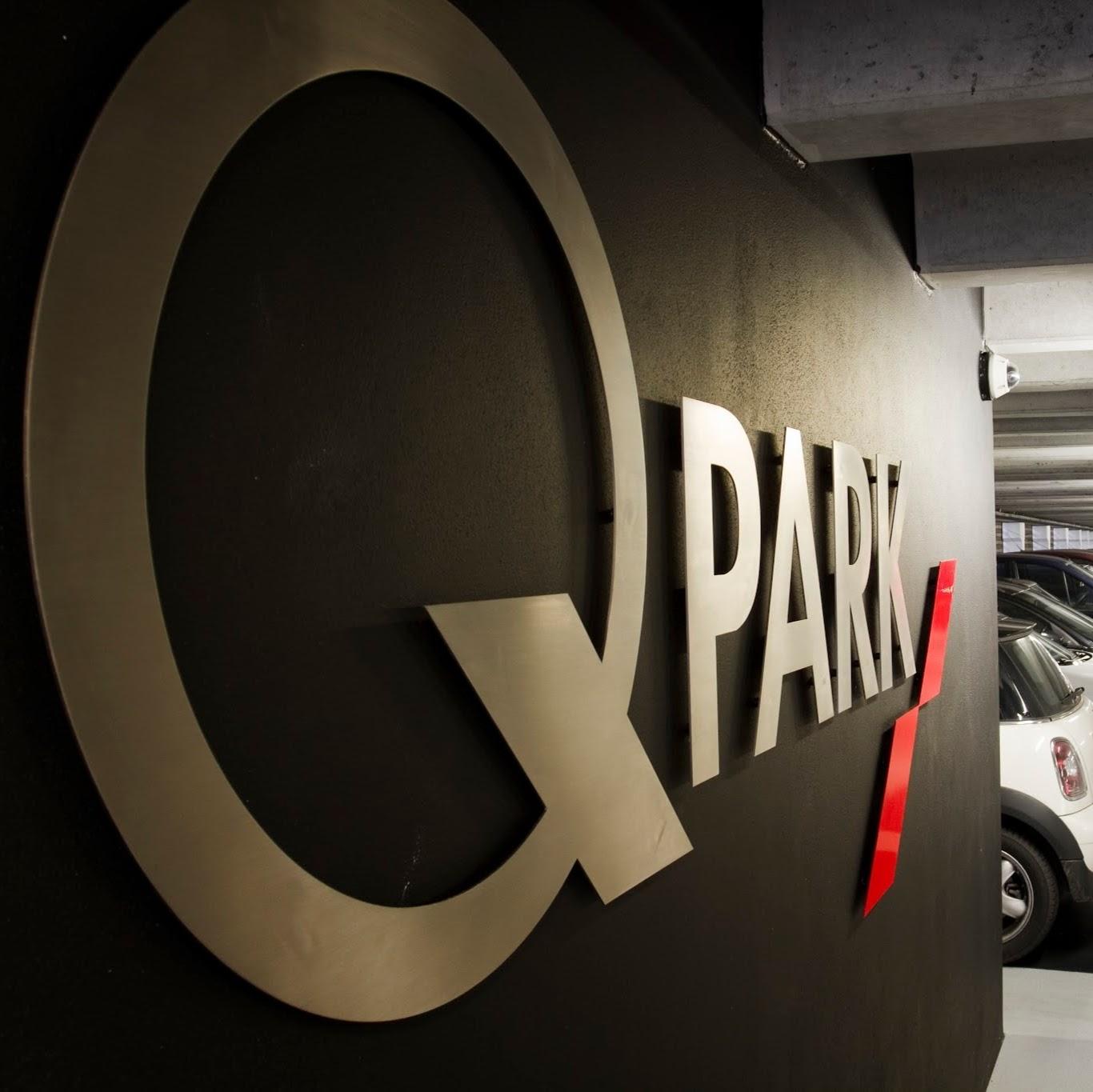 Q Park Ceramique Maastricht accepteert American Express Credit Cards