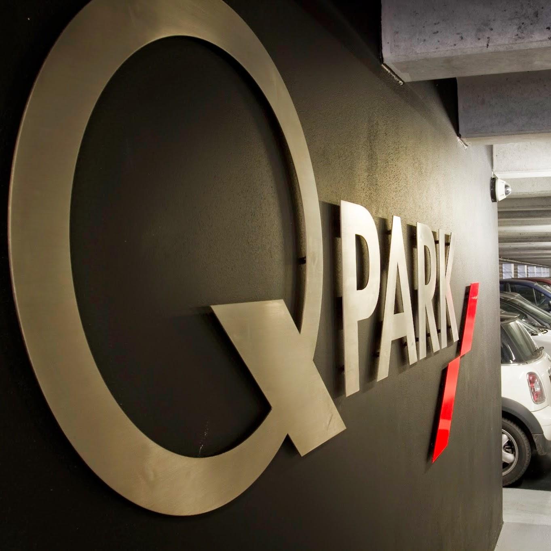 Q Park Galgenwaard Utrecht accepteert American Express Credit Cards