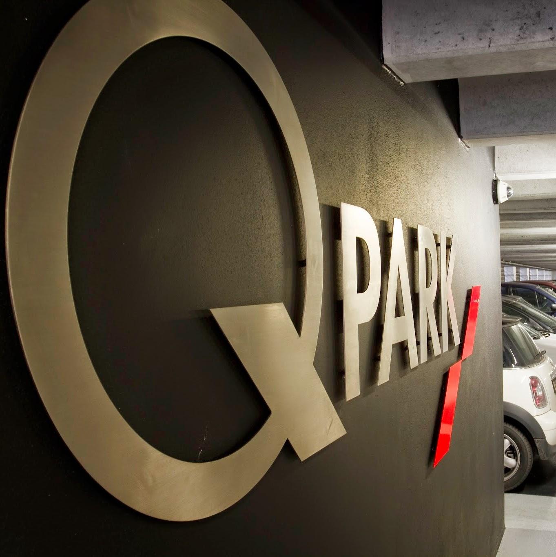 Q Park Veerkade Den-Haag accepteert American Express Credit Cards
