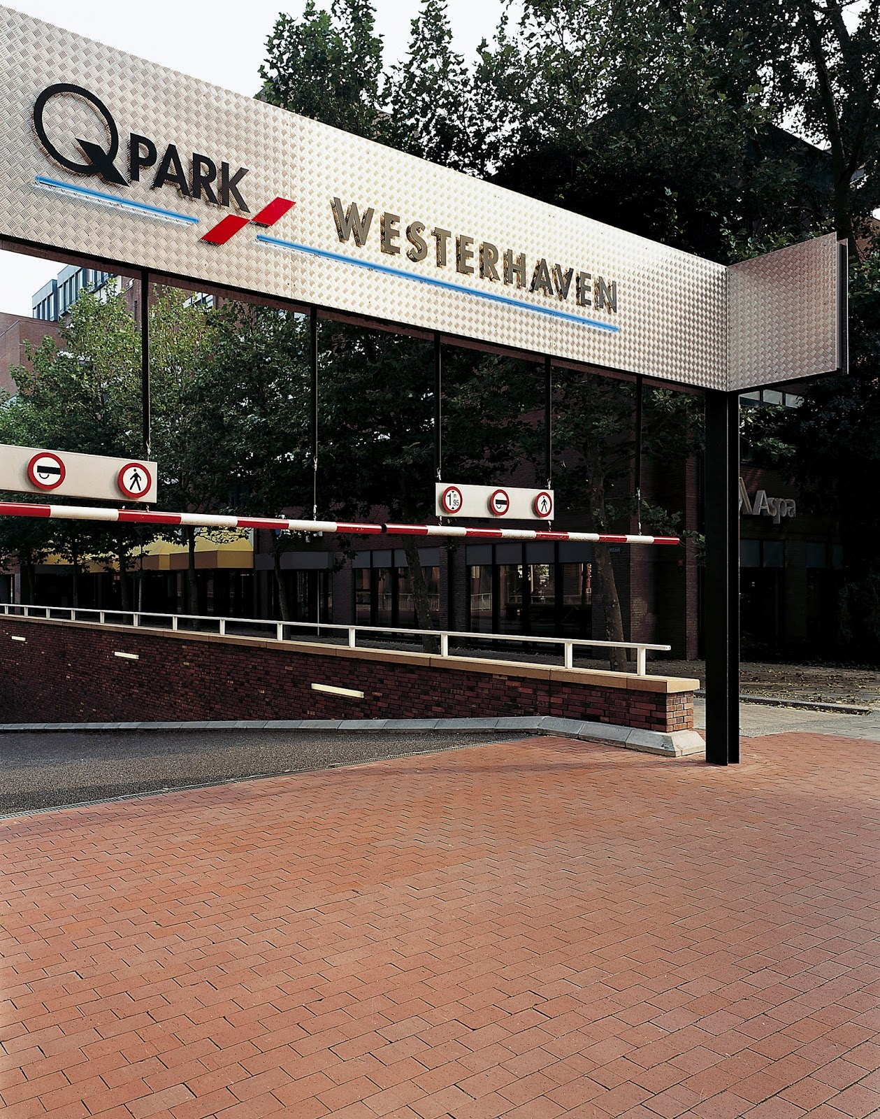 Q Park Westerhaven Groningen accepteert American Express Credit Cards