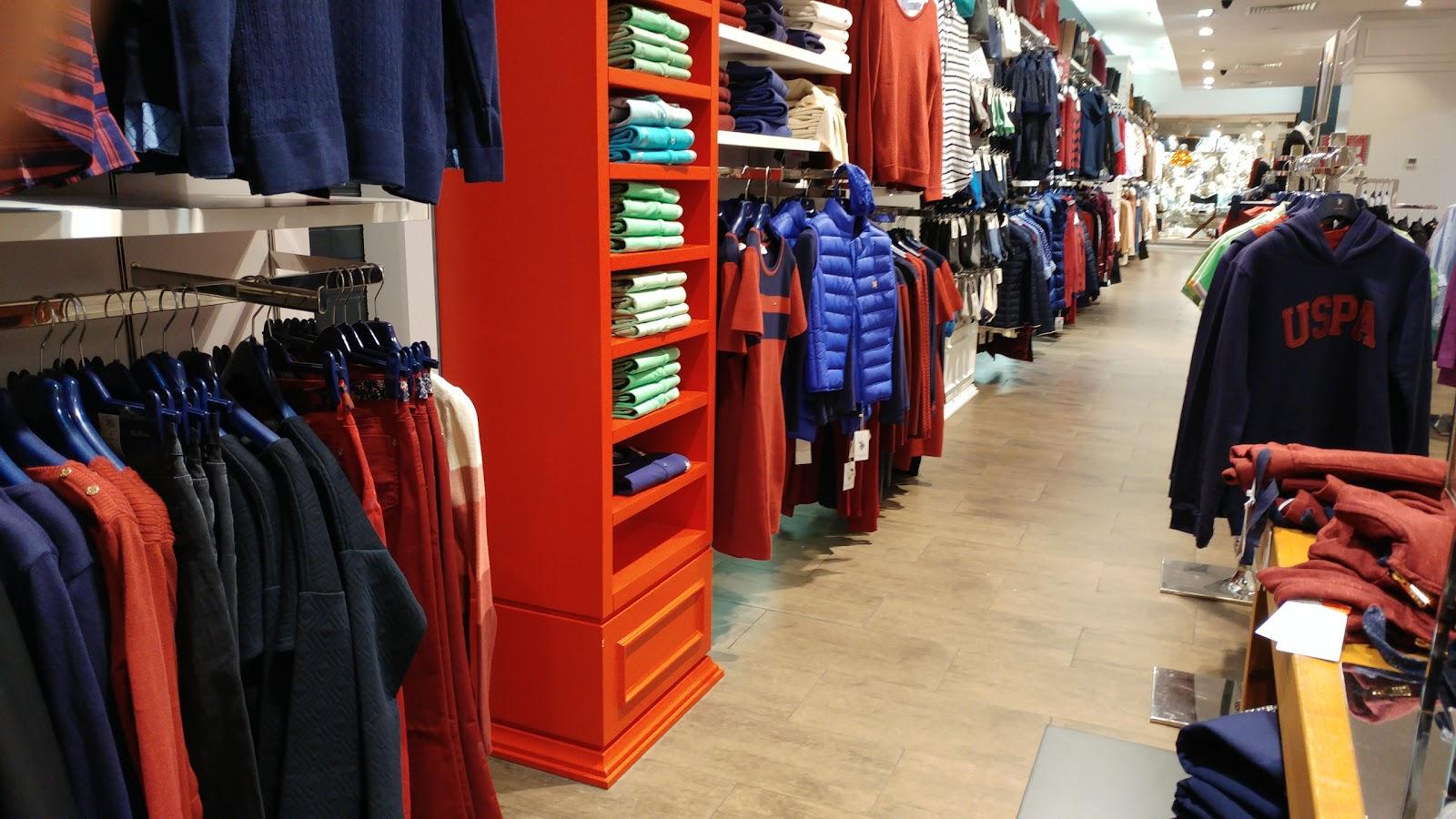 Ralph Lauren Store Amsterdam accepteert American Express Credit Cards