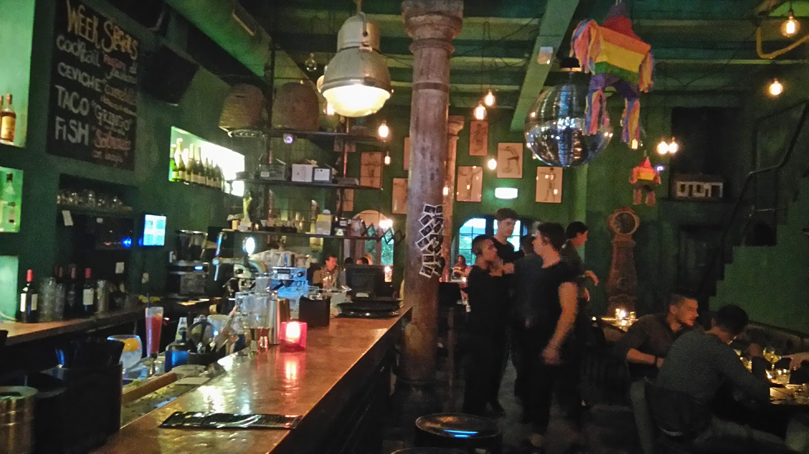 Rose's Cantina Amsterdam accepteert American Express Credit Cards