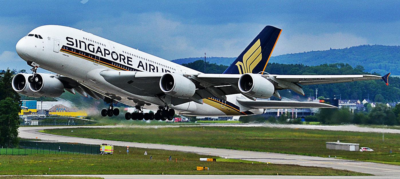 Singapore Airlines Wereldwijd accepteert American Express Credit Cards
