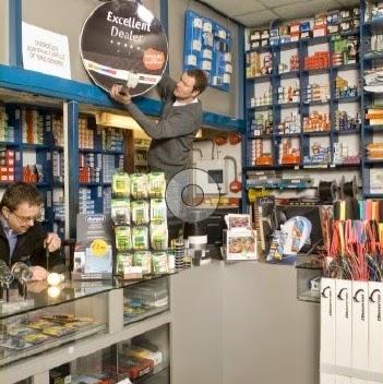 Televersum Amsterdam accepteert American Express Credit Cards