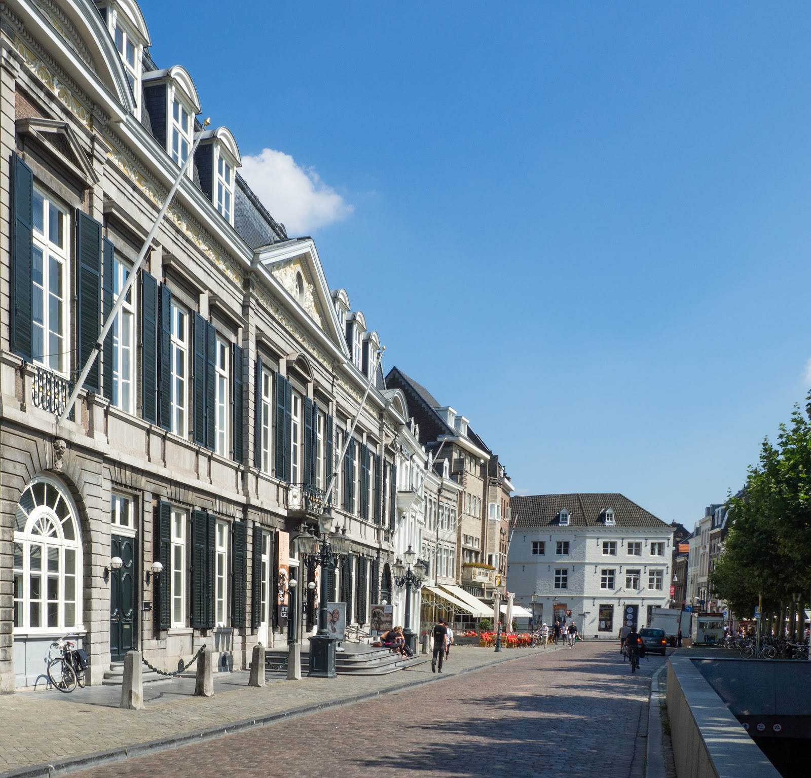 Theater Aan 't Vrijthof Nederland accepteert American Express Credit Cards