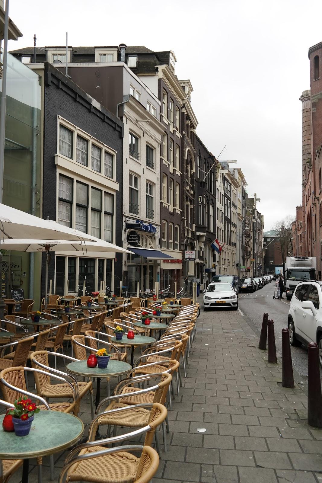 Tulip Inn City West Amsterdam accepteert American Express Credit Cards
