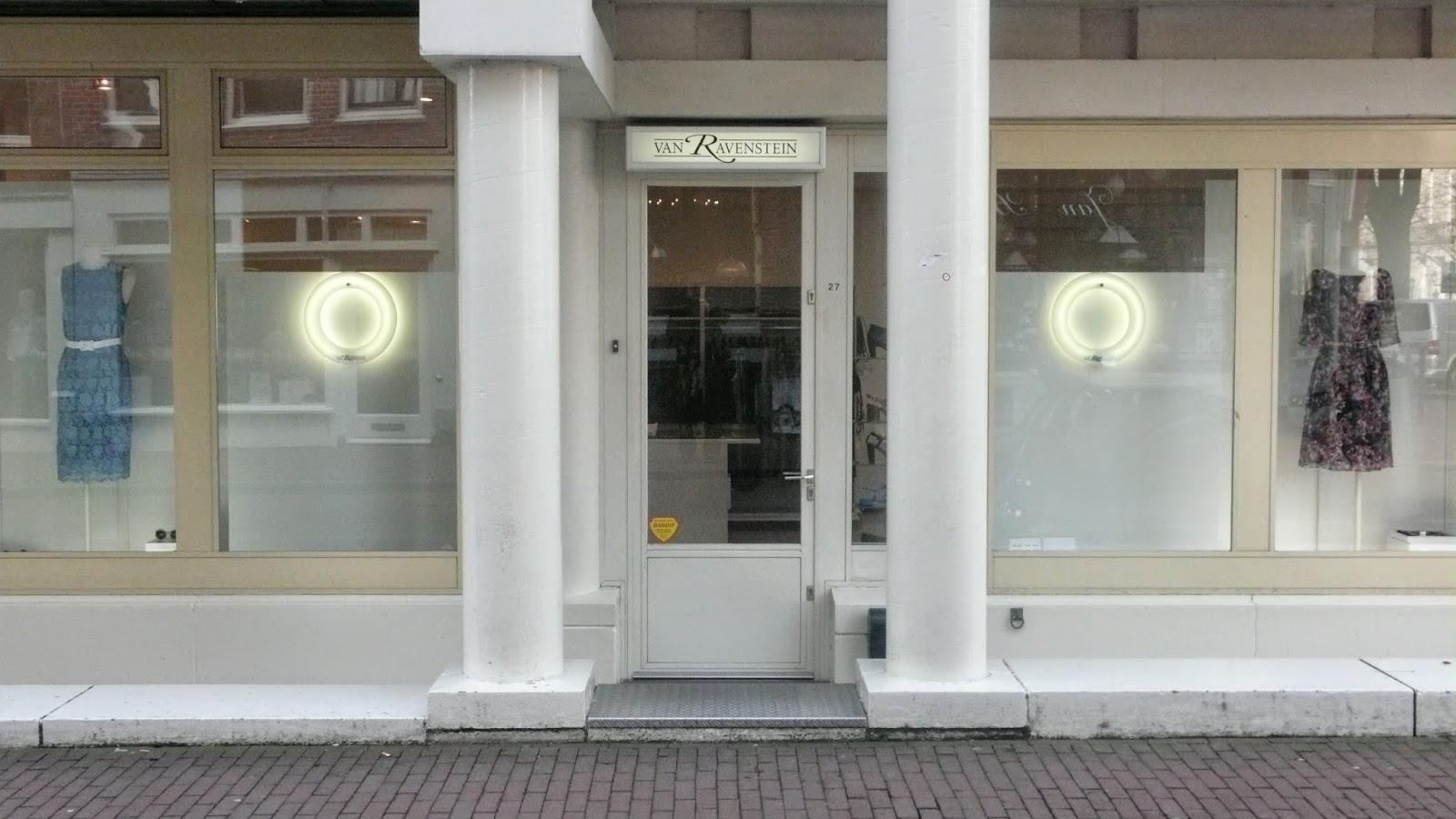 Van Ravenstein Amsterdam accepteert American Express Credit Cards