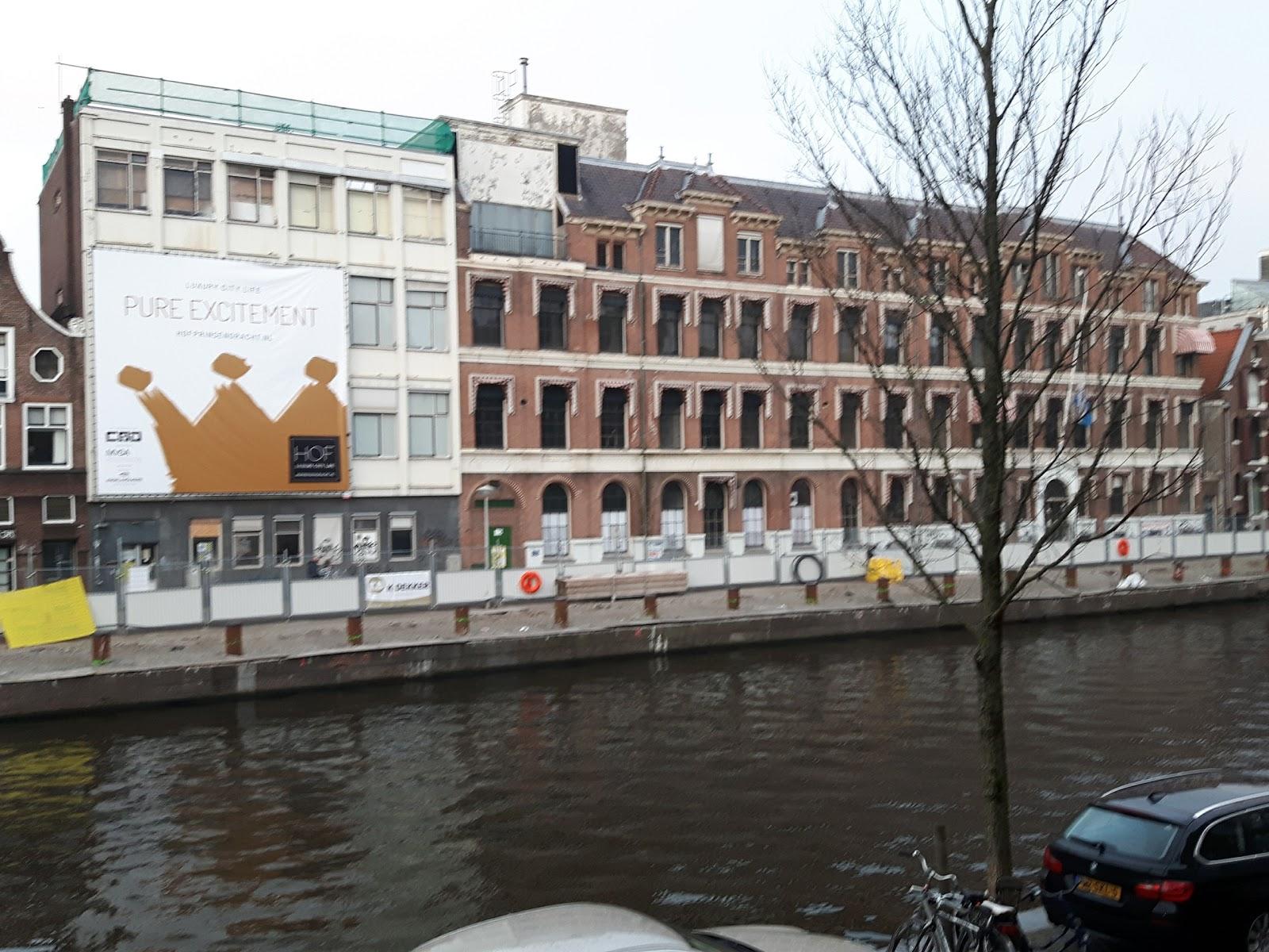 Van de Kaart Amsterdam accepteert American Express Credit Cards